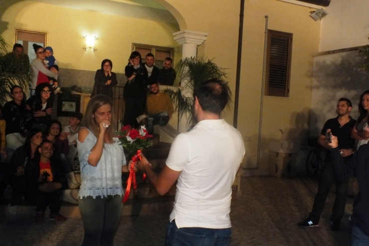 serenata pel la sposa in Provincia di Lecce