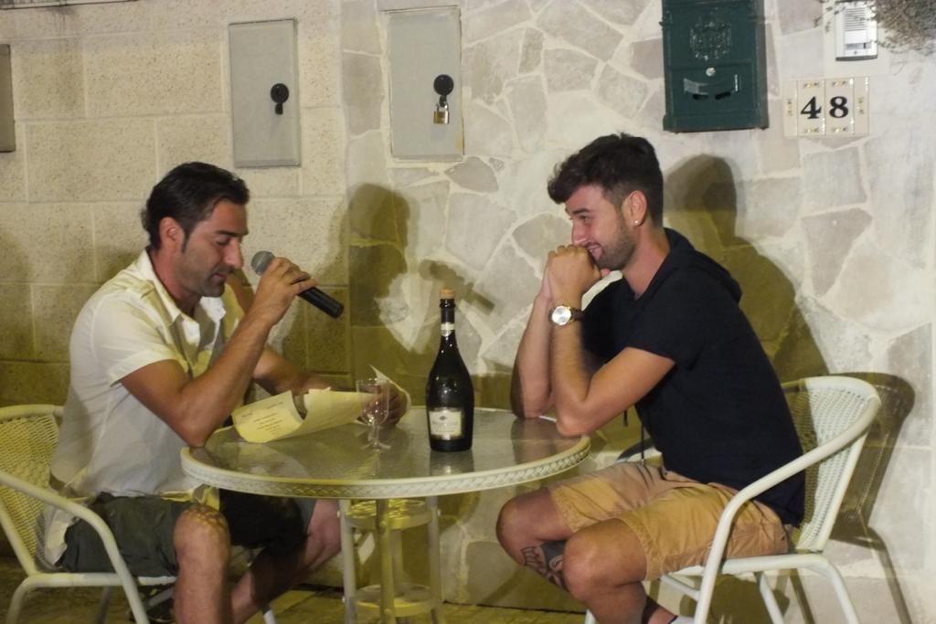 La serenata pre-matrimonio a Lecce e provincia don la musica del gruppo di Paolo e Dalila Live