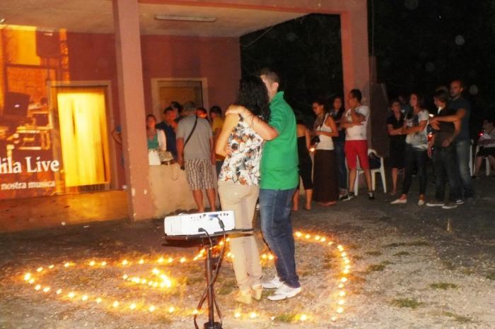 Organizzare una sorpresa alla sposa a Lecce, la serenata
