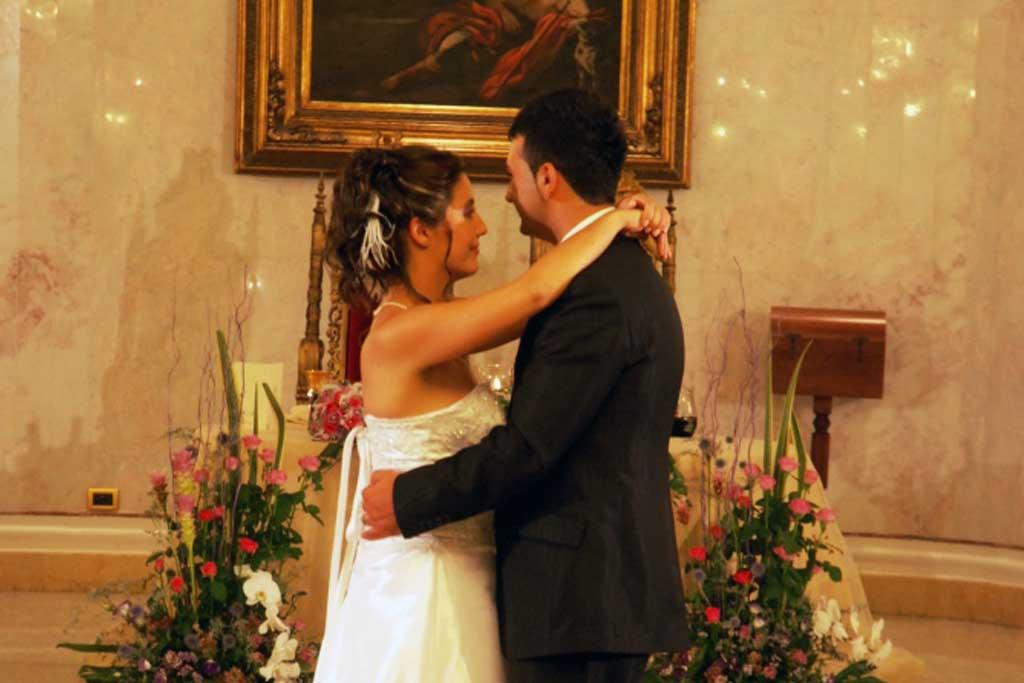Ballo sposi matrimonio Lo Smeraldo Ricevimenti a Canosa
