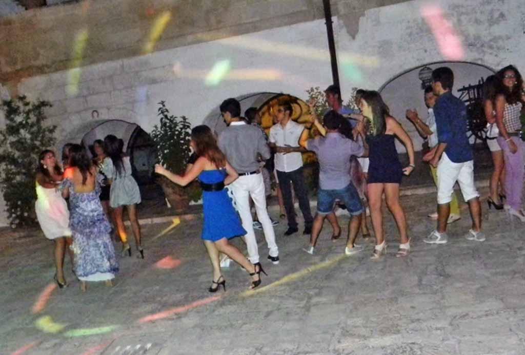 Animazione eventi in Provincia di Taranto