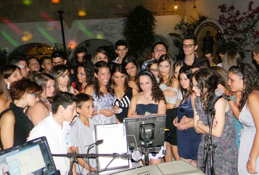 Animazione feste private Taranto