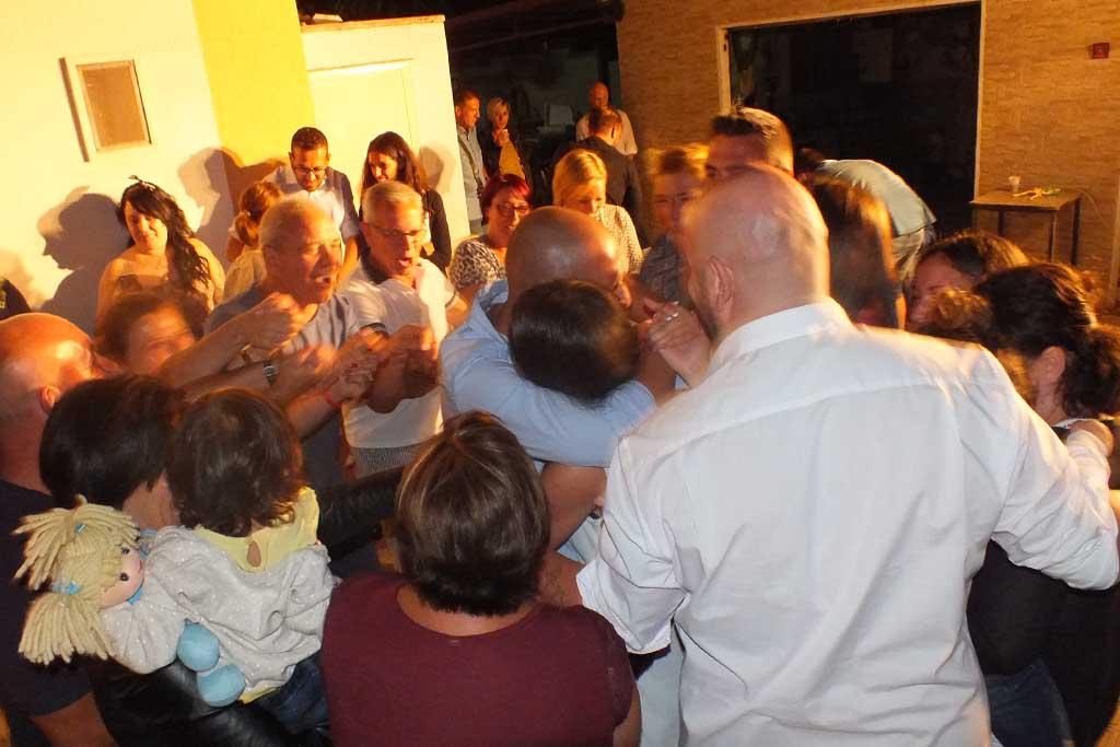 Animazione serenata vprovincia di Taranto