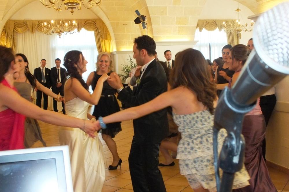 Gruppo musicale per l'animaznione matrimonio Lecce