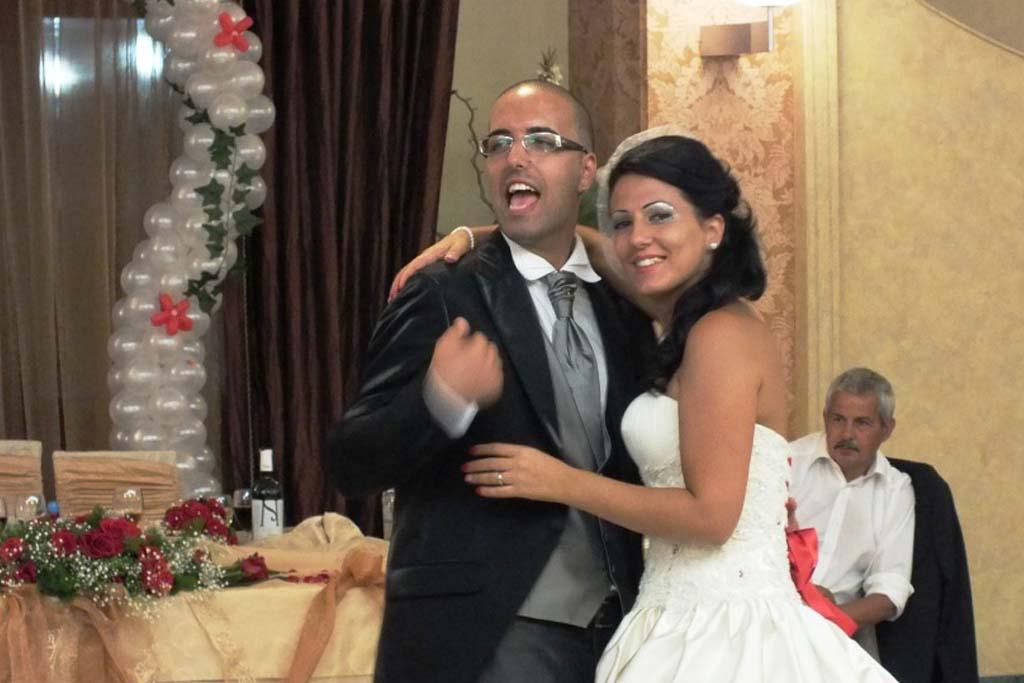 Antica Rudiae matrimonio