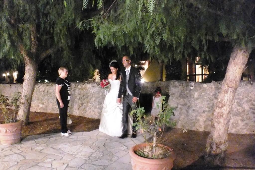 Ricevimento di matrimonio a Lecce presso il ristorante Antica Rudiae