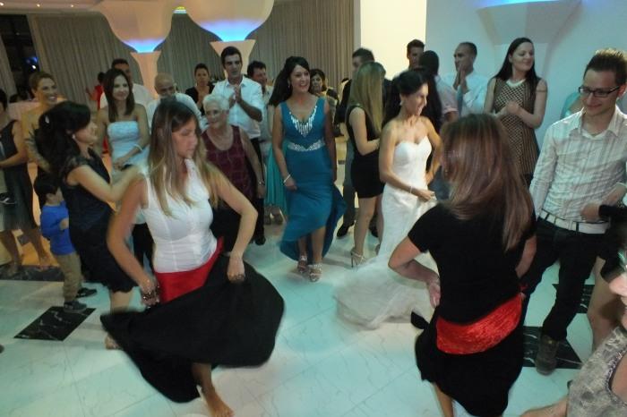 Animazione matrimonio Lecce con le ballerine di pizzica Leccese