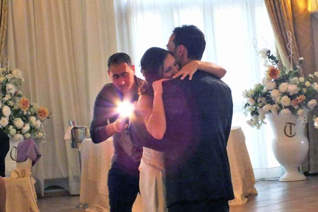 Ballo sposi matrimonio Tenuta Caradonna