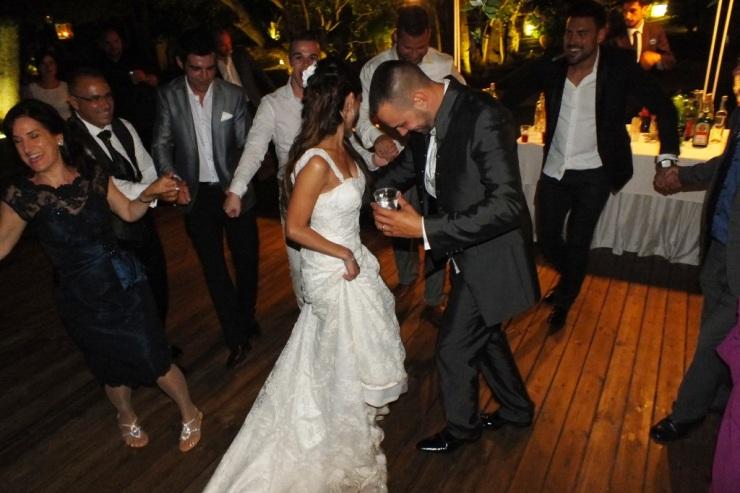 Musica per matrimonio Lecce con dj del gruppo di Paolo e Dalila live