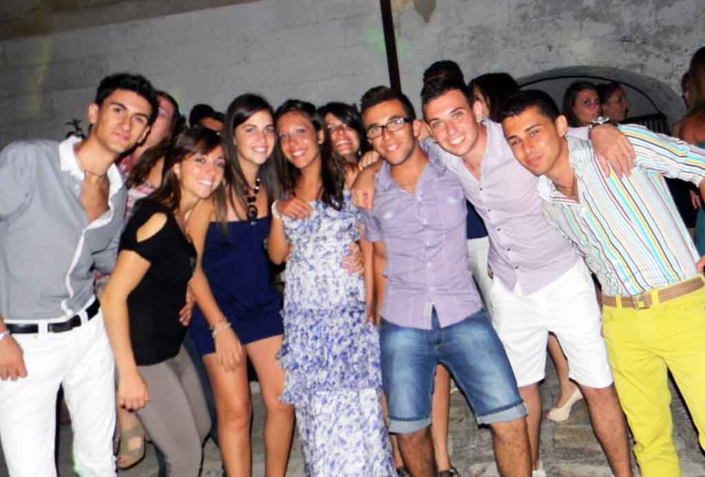 Festa 18 anni Taranto