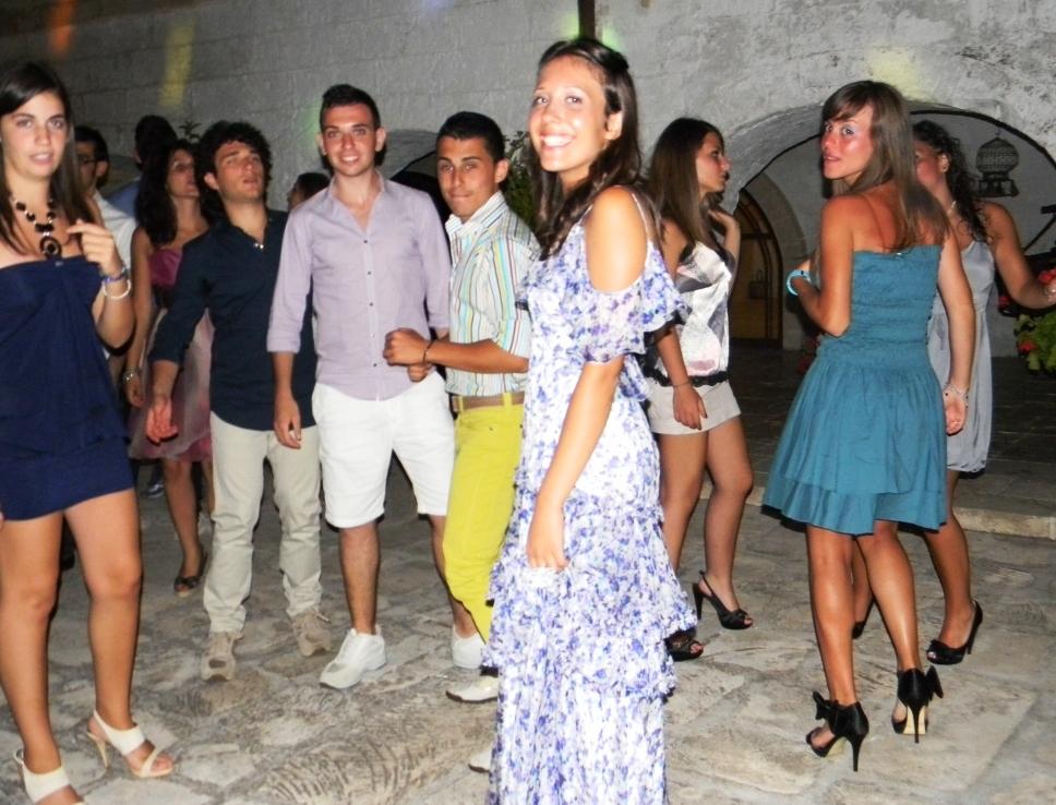 Paolo e Dalila Live gruppo musicale per feste di compleanno a Taranto e Provincia