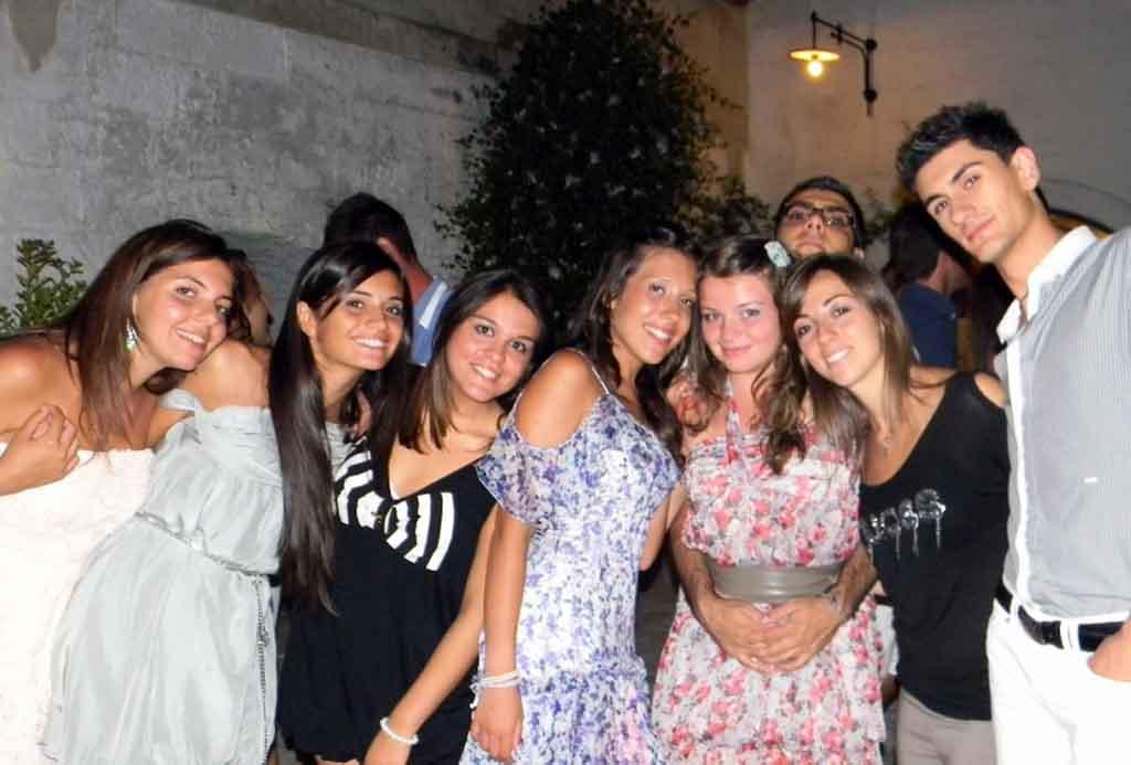 Festa di Comleanno a Taranto