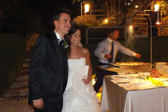 Gibo ricevimenti matrimoni