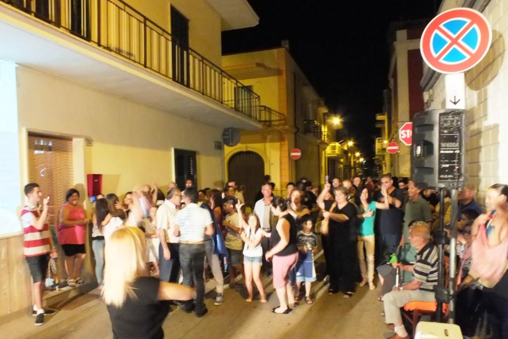 Paolo e Dalila Live organizzano la serenata a Bari