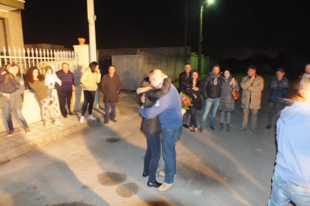 Paolo e Dalila Live organizzano la serenata alla sposa la sera prima del matrimonio a Lecce e Provincia