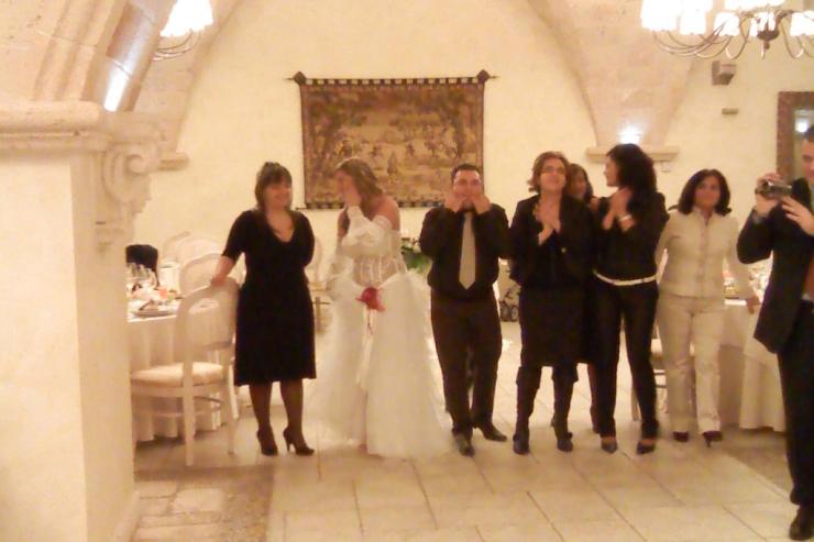 Reggia Domizia a Manduria matrimonio