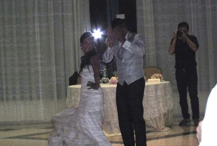 Paolo e Dalila Live presso il montirò ricevimenti per suonare al matrimonio