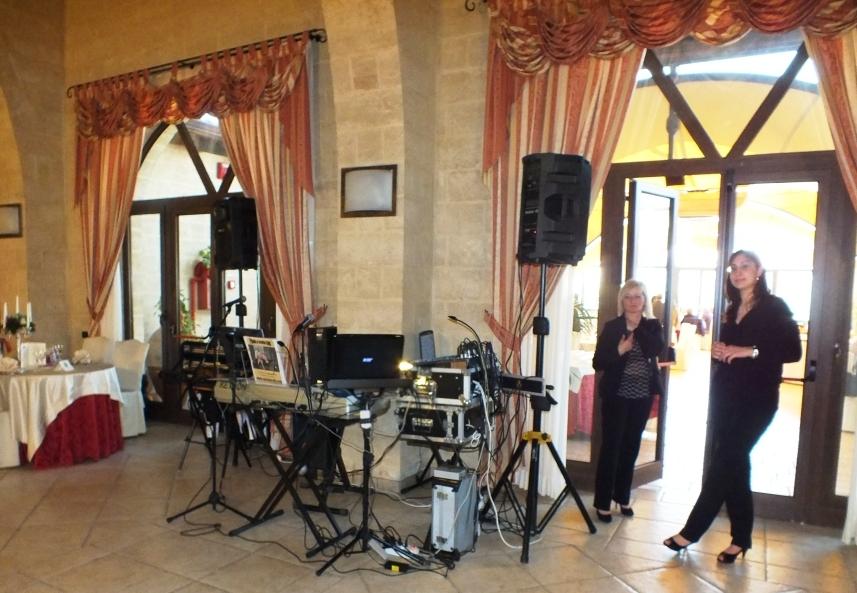 Paolo e Dalila Live gruppo per la musica del matrimonio Lecce