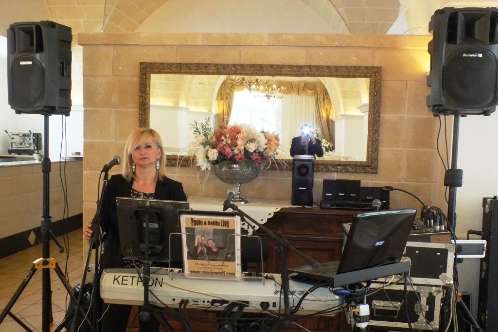 Gruppo musicale per la musica e animazinone matrimonio Lecce