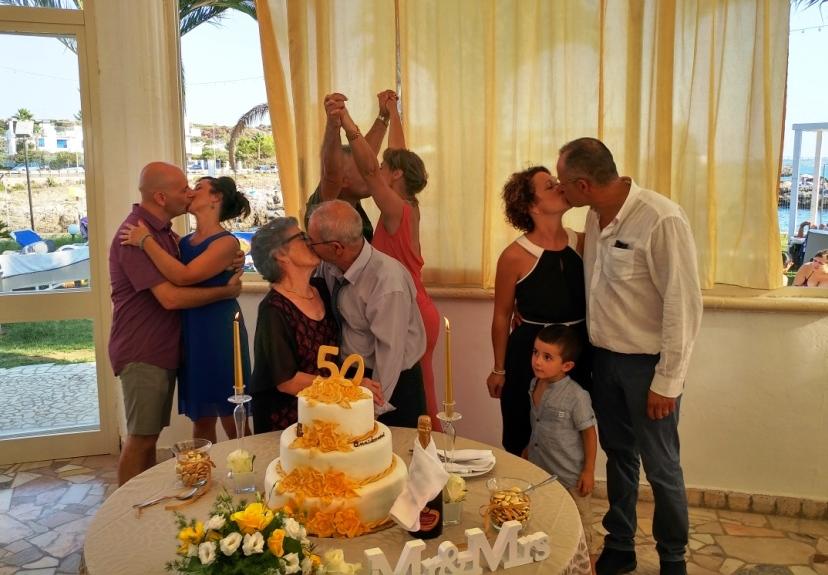 Gruppo musicale di Lecce per la musica di eventi privati come gli anniversari di nozze