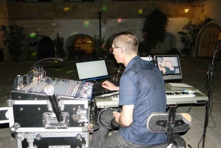 Gruppo musicale per la musica degli eventi a Taranto e Provincia