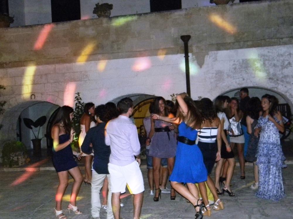 Dj per la musica di feste di compleanno in Puglia