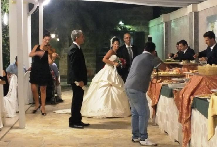 Musicsit per la musica matrimonio Lecce
