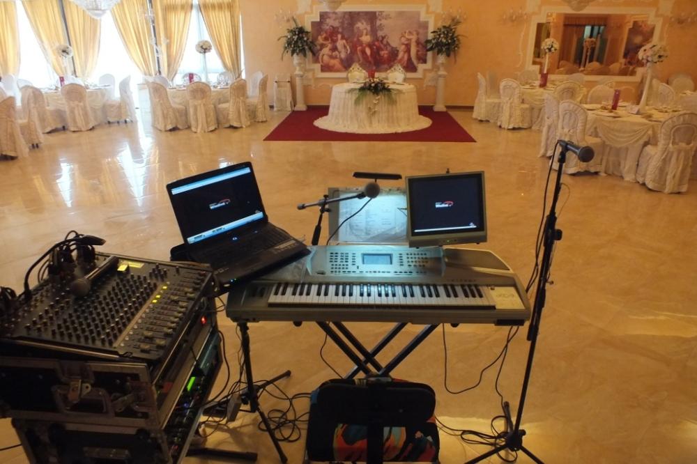 gruppo per la musica del matrimonio a Villa Phoenix Lecce