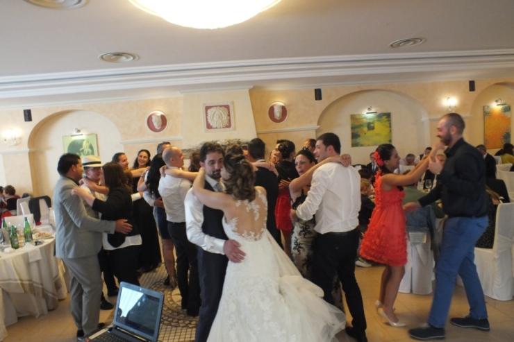 Gruppo musicale per la musica nel salento agli sposi