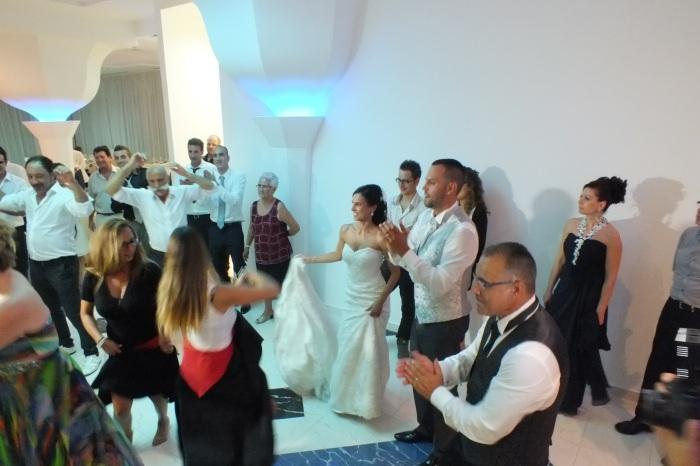 Matrimonio in Provincia di Lecce con la musica del gruppo di Paolo e Dalila Live
