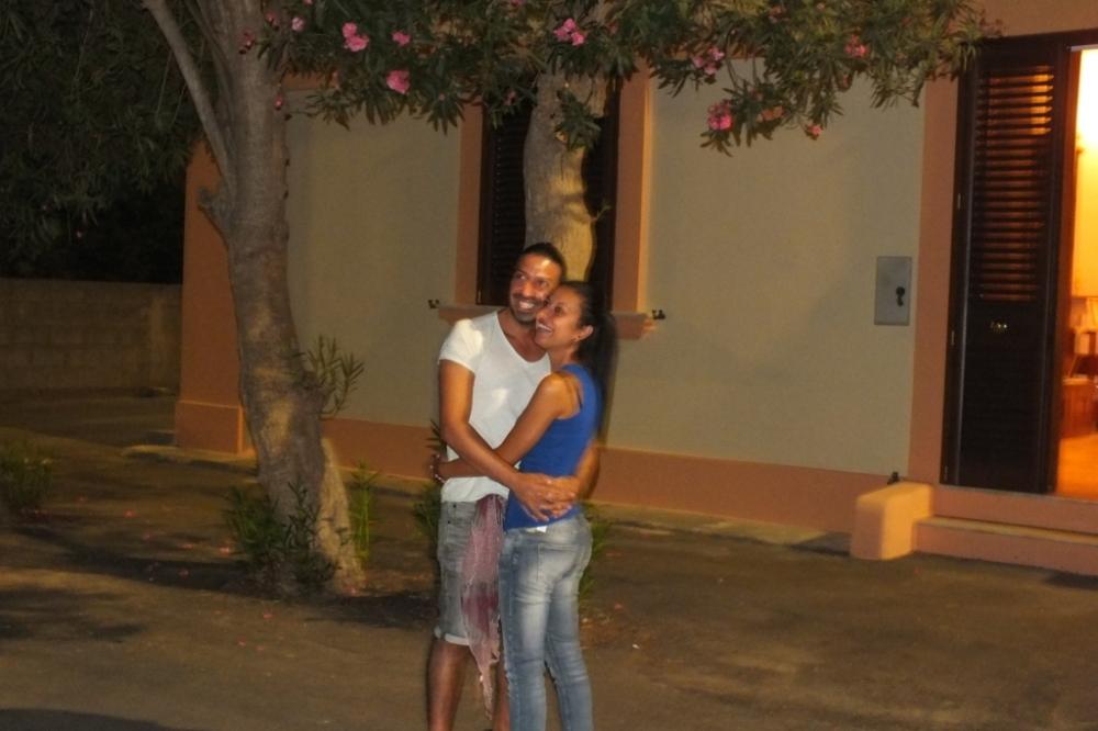 Paolo e Dalila Live musicisti che organizzano la serenata a Lecce