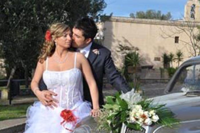 Reggia Domizia Matrimonio