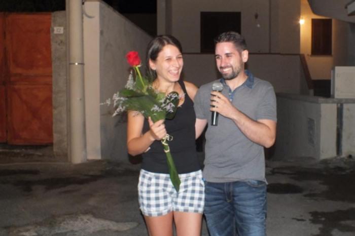 Serenata alla sposa Corigaliano d'Otranto