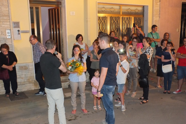 Paolo e Dalila Live organizzano la serenata alla sposa a Lecce e provincia