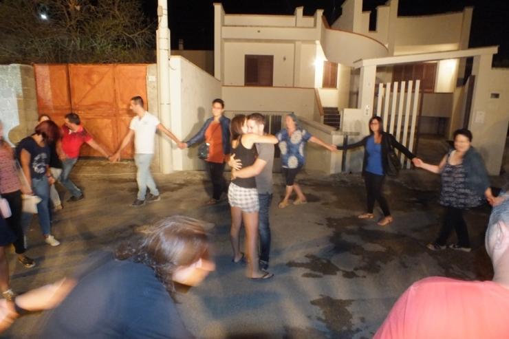 Paolo e Dalila Live musicisti che organizzano la serenata alla sposa a Corigliano d'Otranto in Provincia di lecce