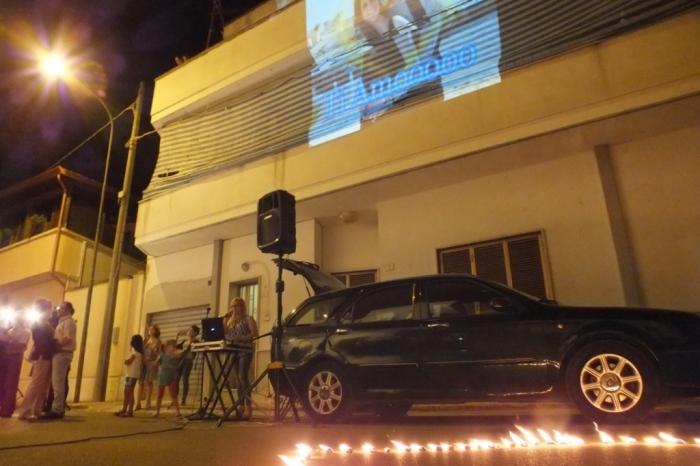 Paolo e Dalila Live organizzano la serenata matrimonio originale a Lecce e Provincia