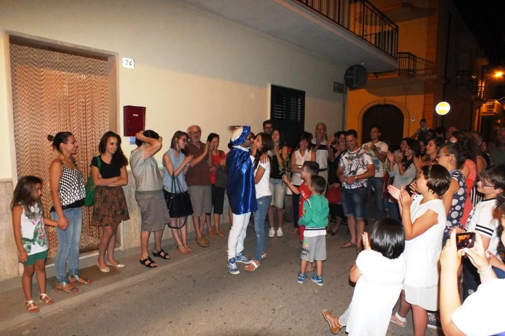 Musicisti che organizzano la serenata originale a Bari e Provincia