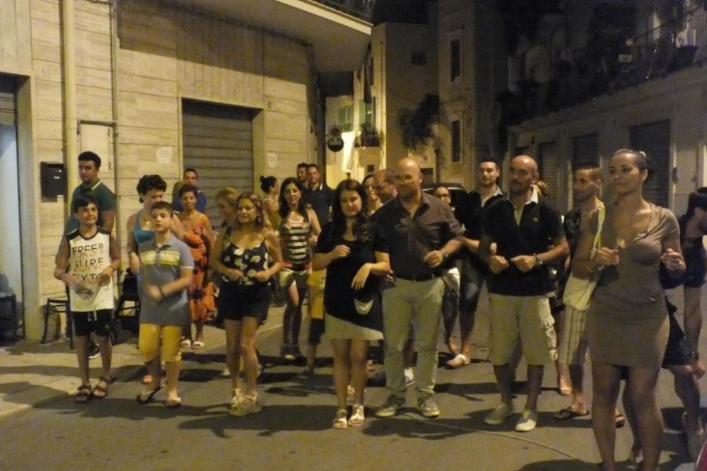 Paolo e Dalila Live organizzano una serenata originale in tutta la Provincia di Bari