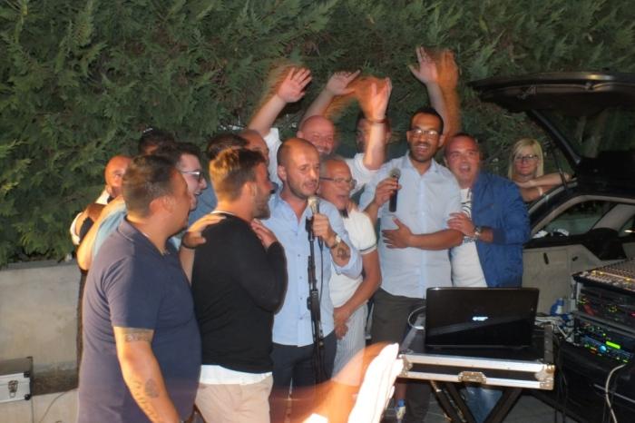 La serenata particolare organizzata da Paolo e Dalila live a Taranto e Provincia