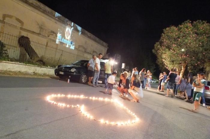 Paolo e Dalila Live organizzano a Lecce una serenata particolare