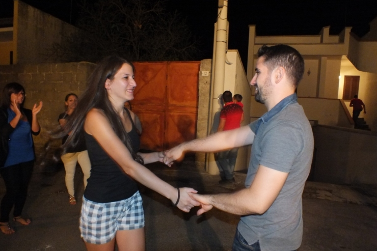 Paolo e Dalila Live organizzano una serenata particolare a Lecce e Provincia