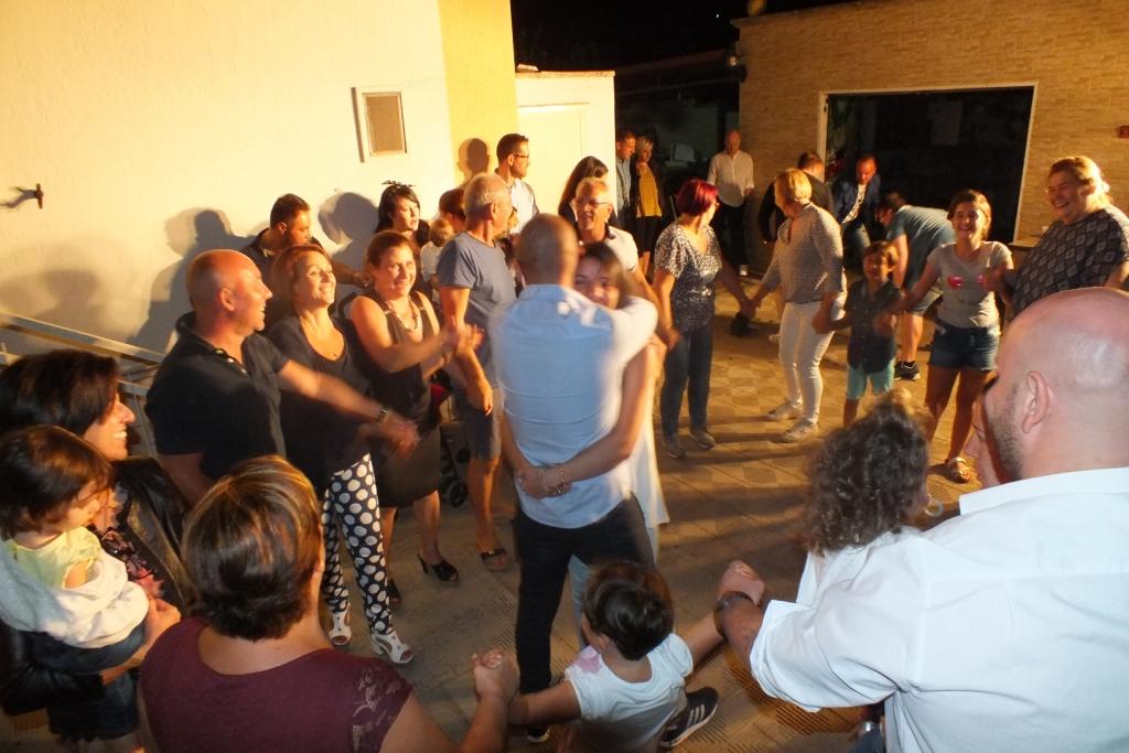 Gruppo musicale che organizza la serenata alla sposa a Taranto