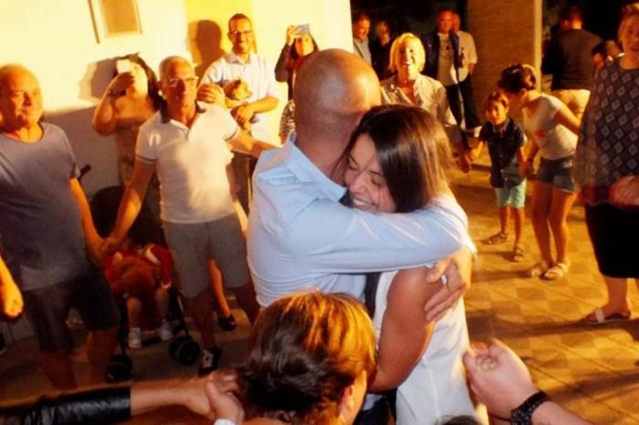 Statte Taranto serenata alla sposa