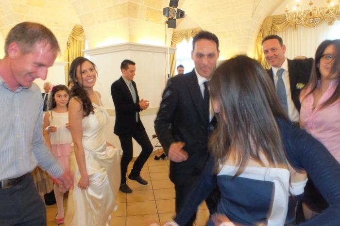 Matrimonio presso il ristorante Tenuta Caradonna
