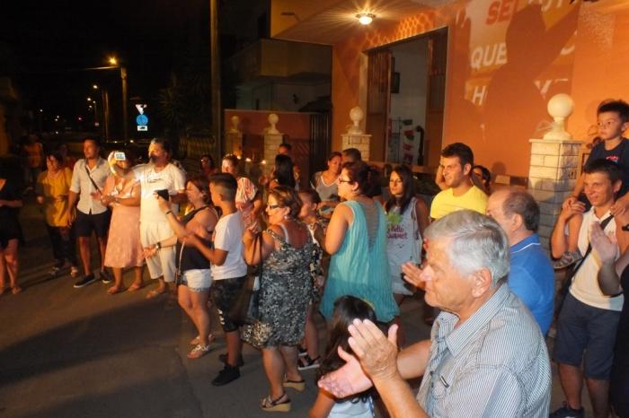 musicisti che curano l'animazione della serenata alla sposa a Lecce e provincia