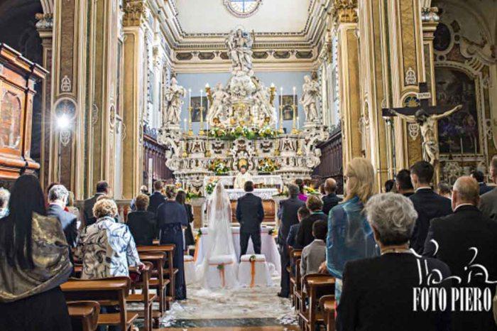 Fasi musicali cerimonia matrimonio chiesa