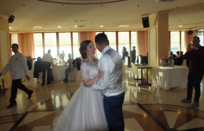 Paolo e Dalila Live mausica matrimonio a Lecce e Provincia