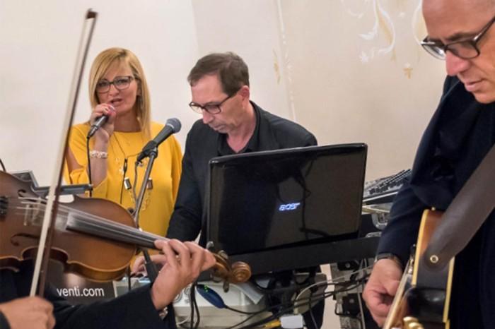 Band Live specializzata in musica matrimonio Lecce
