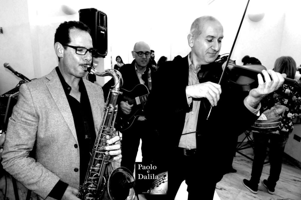 Musicisti professionisti per la musica matrimonio Lecce