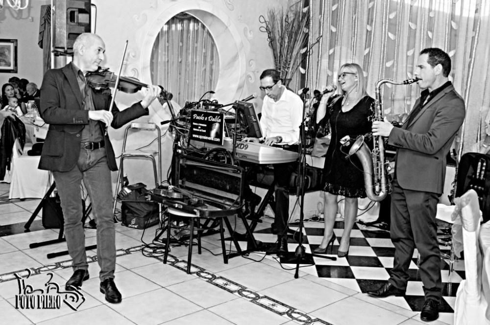 gruppo musicale specializzato inmusica per matrimonio Lecce